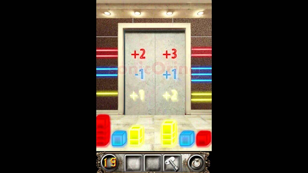 100 Doors Floors Escape Level 19 Walkthrough Youtube