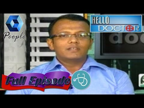 Hello Doctor: Dr Fayaz on Stroke Rehabilitation | 25th July 2016 | Full Episode