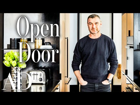 Inside Liev Schreiber's Renovated NYC Apartment  Open Door  Architectural Digest