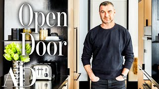 Download Inside Liev Schreiber's Renovated NYC Apartment | Open Door | Architectural Digest Mp3 and Videos