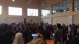 Patnos Süphandağı anadolu lisesi 2018-2019 Mezuniyet Töreni