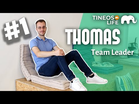 Team Leader | Thomas (TineosLife #1)
