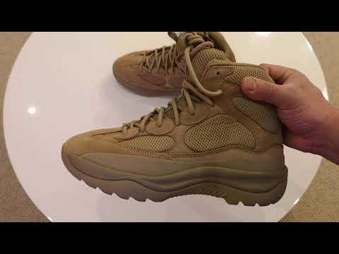 24c2b7464634b Yeezy Season 7 Desert Boots (Taupe)