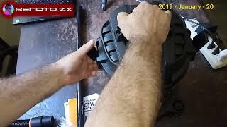 2019 - Unboxing Aspirador Wap GTW INOX 12 Água e Pó - January 20