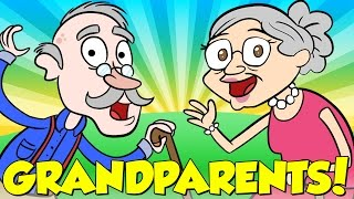 All About Grandpas and Grandmas | A Cool School Compilation