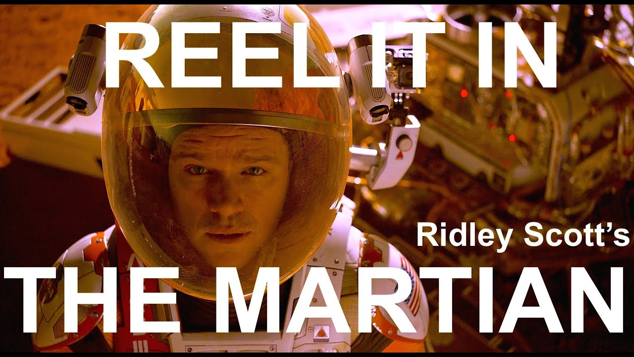 The Martian Movie Review Reel It In Youtube