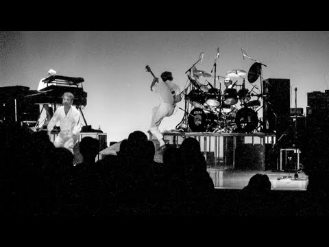 Simple Minds - Irvington New Jersey 1984 (FM Broadcast)