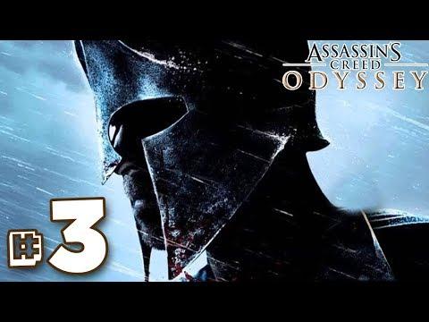 THE BOUNTY HUNTER!!! - Assassin's Creed Odyssey Walkthrough | Part 3 (PS4) HD