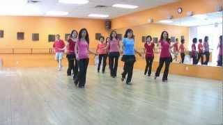 Smile - Line Dance (Dance & Teach In English & 中文)