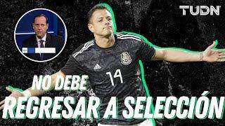 ¡Paco Villa arremete contra el 'Chicharito' Hernández y sus indisciplinas! | TUDN