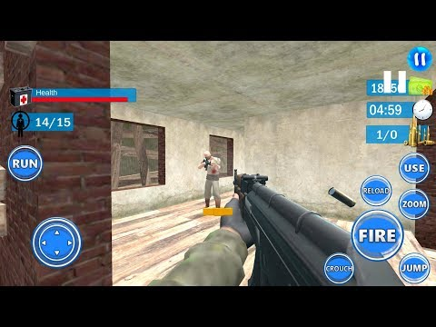 US Navy SEAL Commando Training Special Ops Force (by iCorps) Android Gameplay [HD]