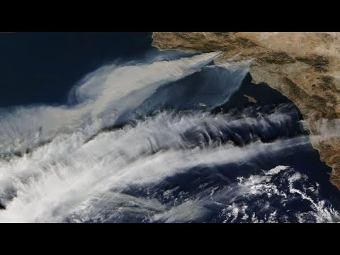 Southern California Wildfires/Earthquake Update 6/12/2017