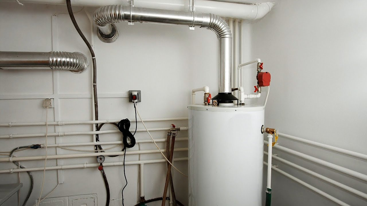 Pros and cons of gas tankless water heaters - Gas Tankless Water Heater Hot Water Heaters Youtube