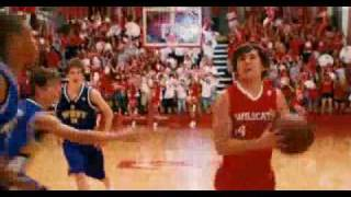 Now Or Never- High School Musical 3 (HQ- full video)
