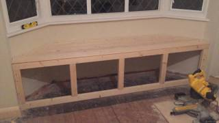 This is my first video to show how I built this window bay seat. I hope people find it helpful or even use as a guid. If you like it let me