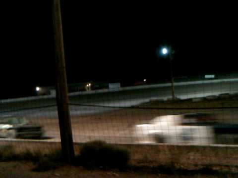 race at the pahrump valley speedway