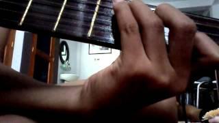 Belajar lagu gitar - Tinggal Kenangan (Gaby)