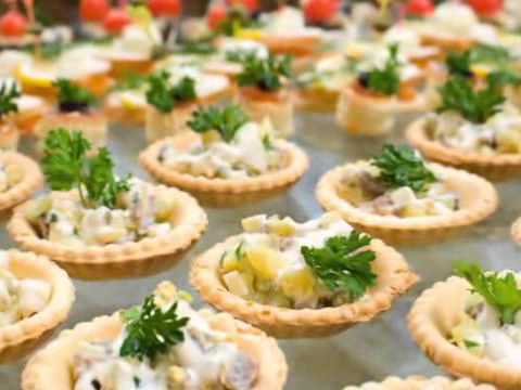 Caterers - All Occasions Caterers Ltd