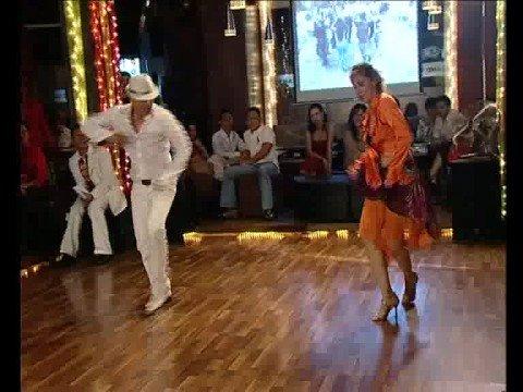 Club Latino Jakarta - 'Guaguanco' by Damaris & Iono