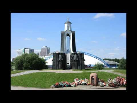 Minsk - Belarus. HD Travel.