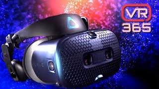 Vive Cosmos $800??  $900??  Late August? 6 Cameras? - Defector is only 20 Bucks! - VR 365 Live Ep214