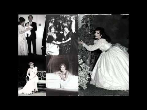 """Nelly Miricioiu sings La Traviata """"E strano... sempre libera!"""" 1982"""