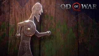 GOD OF WAR (PS4) - The Lost Pages of Norse Myth: The Dead Stone Mason @ 1080p HD ✔
