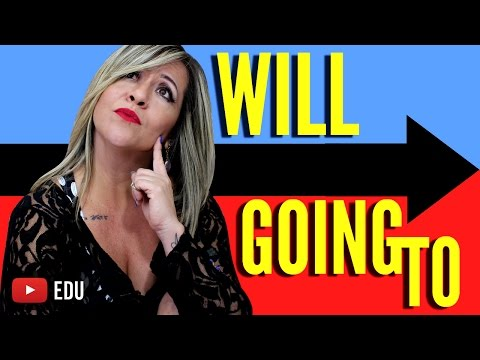 WILL e GOING TO | Como Diferenciar