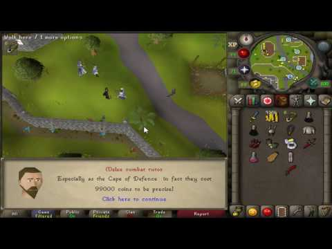 Afk The Bank - Max Melee
