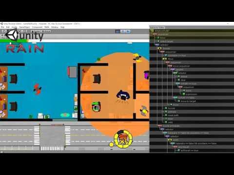 Game programmer showreel