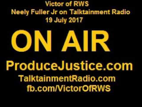 [2h]Neely Fuller Jr- Nonwhite Extinction, child-like, Unjust killing 19 July 2017
