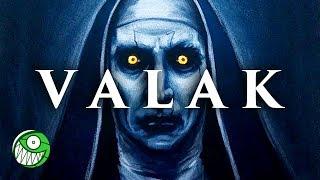 La aterradora historia REAL detrás de VALAK (La Monja)