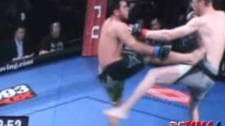 David De Jesus Head-Kick KO At