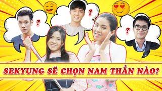 Gia đình là số 1 phần 2: SeKyung là cô gái hạnh phúc vì được hàng loạt nam thần thầm thương? FAST TV