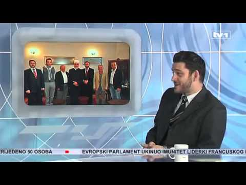 Bosnian State Television News: Sarajevo hosts a conference on Muslim and Jewish Cooperation