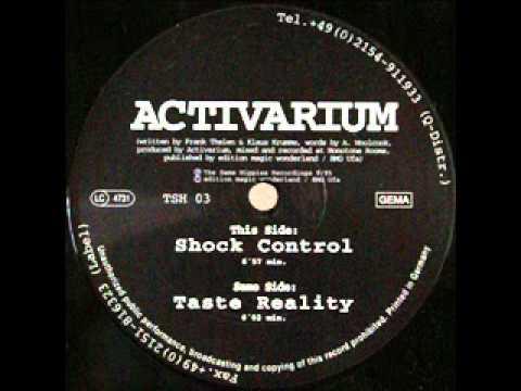 Activarium - Shock Control