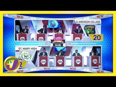 Clarendon College vs St. Mary High: TVJ SCQ 2021
