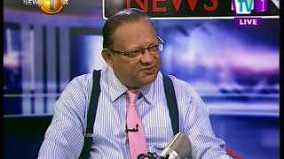 NewsLine: Life after Bond-gate economically speaking with Chandra Jayaratne
