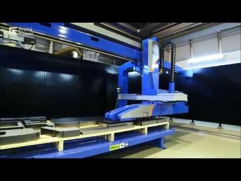 Prima Power Platino 1530 CO2 2D Laser Cutting System + LST Sorting System