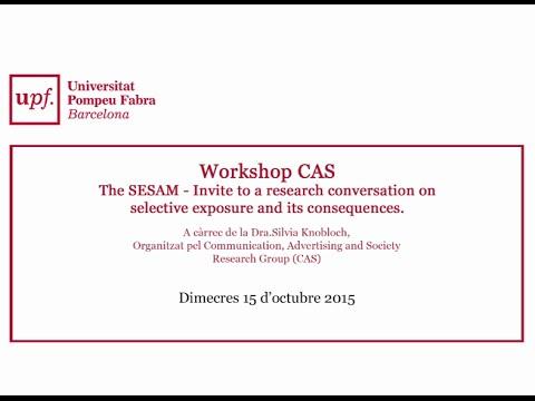 Workshop CAS (15/10/2015): The SESAM