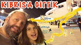 We went to Cyprus, we ate Seftali Kebab and visited 80 years old market