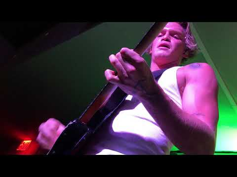 Cody & The Tide- Cody guitar solo Freehold Brooklyn 111617
