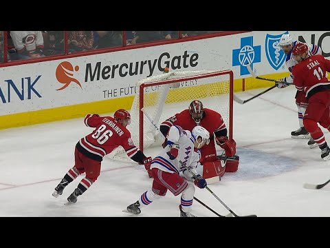 11/22/17 Condensed Game: Rangers @ Hurricanes