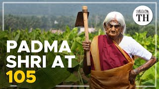 The 105-year-old grandma who was awarded Padma Shri