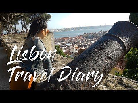 Lisbon travel diary 2017