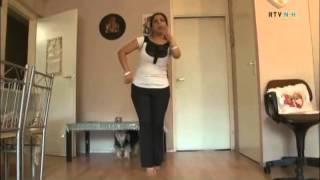 Indiase dans Giddha als workout