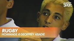 Hommage à Geoffrey Abadie, 5 ans après sa disparition