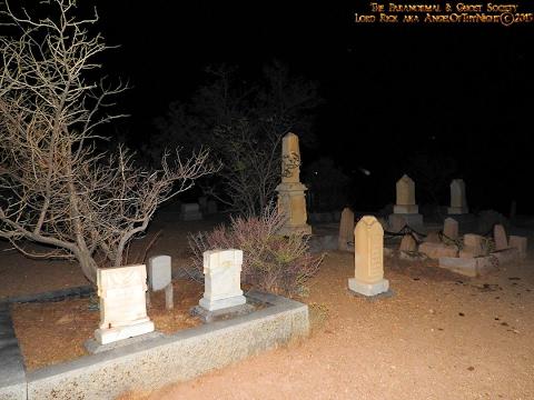 Silver Terrace Cemeteries -
