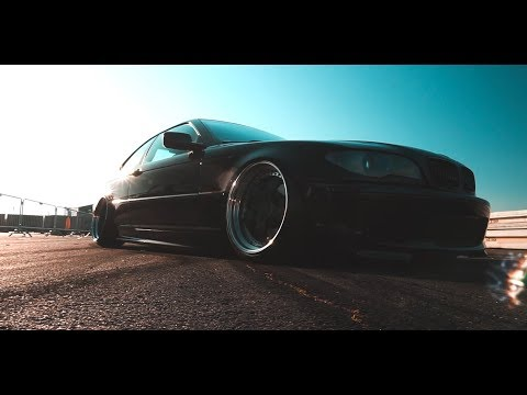 Camber. Cars 05/20 BMW e46 coupe / Tracer / Fitted/ Asphaltfieber