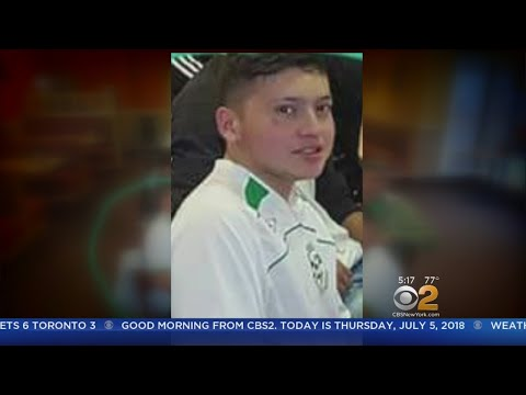 East Patchogue Family Blames MS-13 For Son's Death